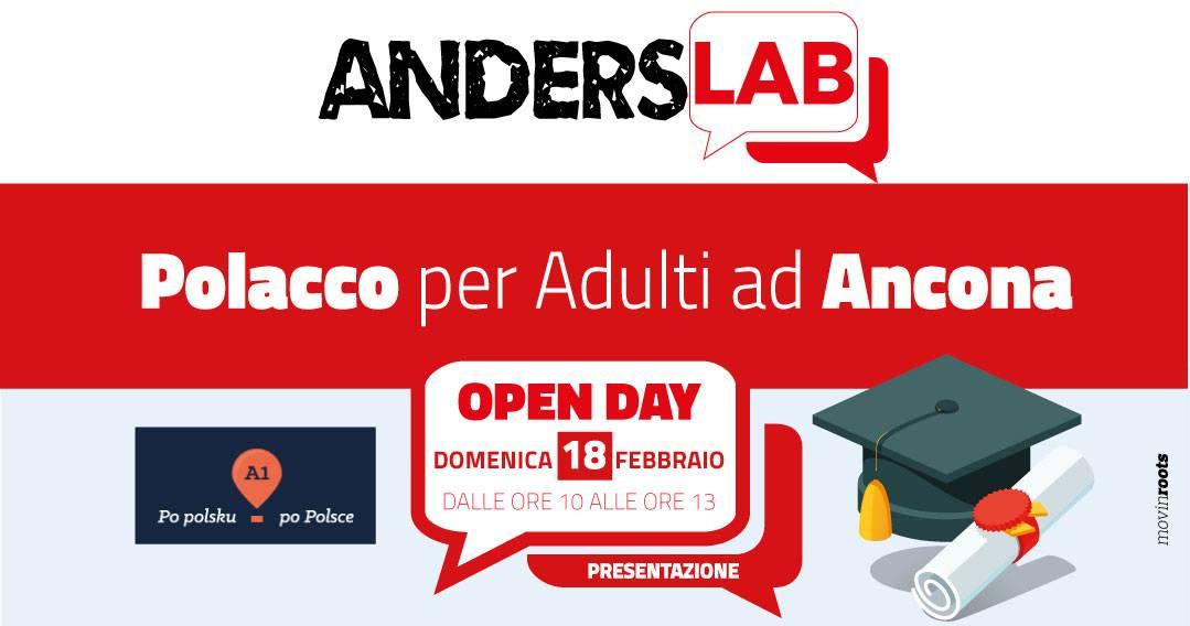 Anders Lab presentazione corsi di polacco Ancona