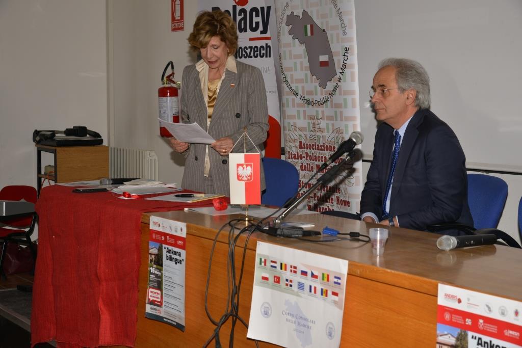 Bilinguismo Italia Polonia ANDERS Scuola Polacca Ancona 219