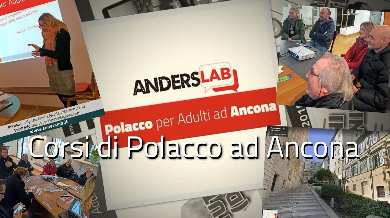 Corso di Polacco Ancona ANDERS LAB