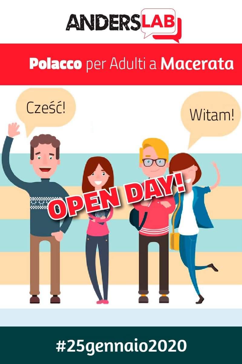 Polacco Macerata Corso Lingua Polacca Anders Lab